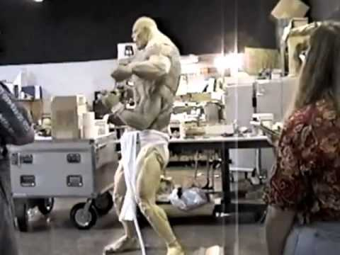 Mortal Kombat The Movie The Making Of Goro Part 1 Youtube