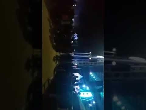 Konser TIPE-X live lap perumnas lancang kuning bagan batu 2 des 17