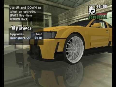 GTA San Andreas GT Mod  [Download link in description]