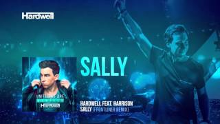 Hardwell feat. Harrison - Sally (Frontliner Remix) [Cover Art]