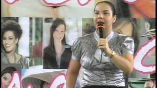 Mulheres avivadas 2013 Pastora Erica Gomes