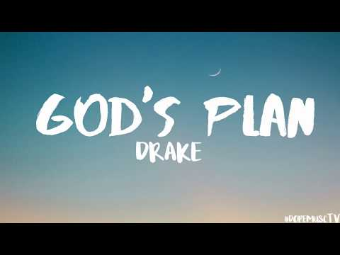Mix - Drake - God's Plan (Lyrics)