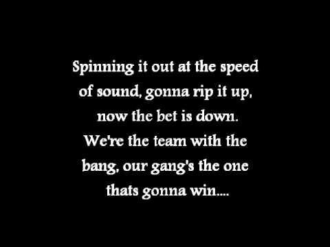Lets Beyblade lyrics
