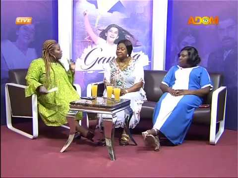 Gangaa Chat Room - Adom TV (11-5-18)