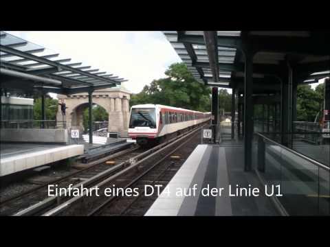 U-Bahn und Busse Hamburg Teil 3