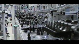 Завод по производству двигателей Volkswagen Group Rus в Калуге
