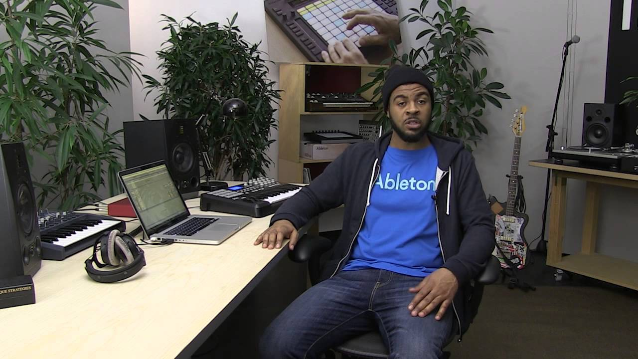ableton live 9 tutorial part 2 midi controller setup youtube. Black Bedroom Furniture Sets. Home Design Ideas