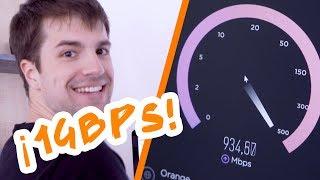 Todo lo que puedes hacer en casa con 1Gbps de velocidad