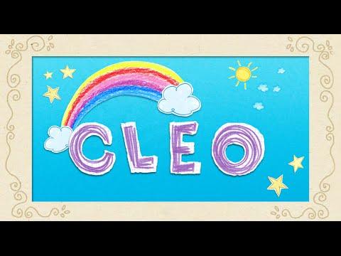 TEASER DE LA PRIMERA TEMPORADA DE CLEO  CLEO  serie de animacin