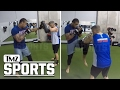 GREG HARDY -- MMA TRAINING SESSION VIDEO...Speed & Power On Display | TMZ Sports