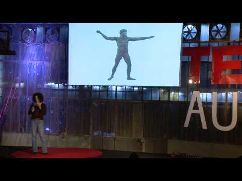 Art as experience | Angelika Vaxevanidou | TEDxAUEB