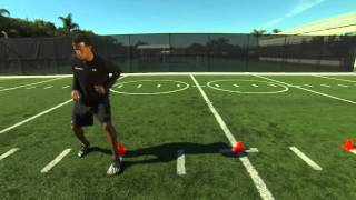Cone Drills - Footwork, Agility & Acceleration Series - IMG Academy (6 of 6)