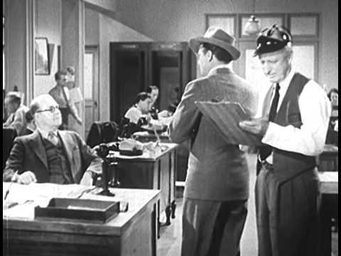 Roar of the Press (1941) COMEDY