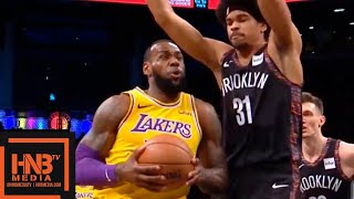 Los Angeles Lakers vs Brooklyn Nets 1st Qtr Highlights | 12.18.2018, NBA Season