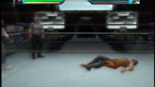 WWE: Showdown Legends Of Wrestling Moves