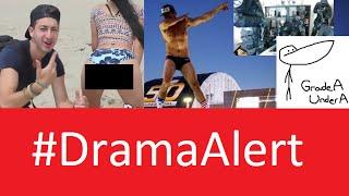 VitalyzdTv Arrested - GradeAunderA #DramaAlert Gamer SWATTED - Ali-A
