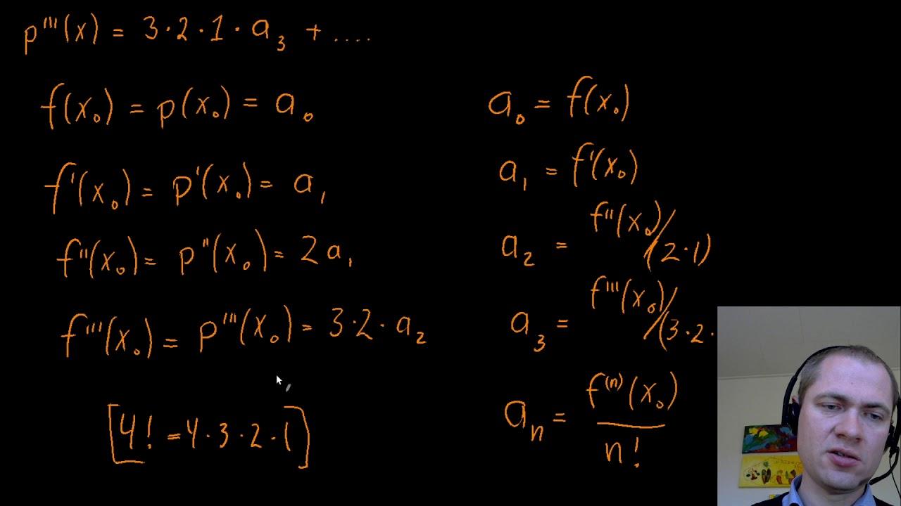 Taylor polynomier