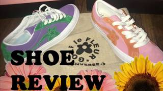 GOLF LE FLEUR TWO TONE REVIEW + ON FEET