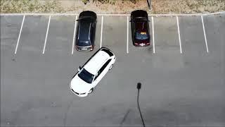 parking 90 degree
