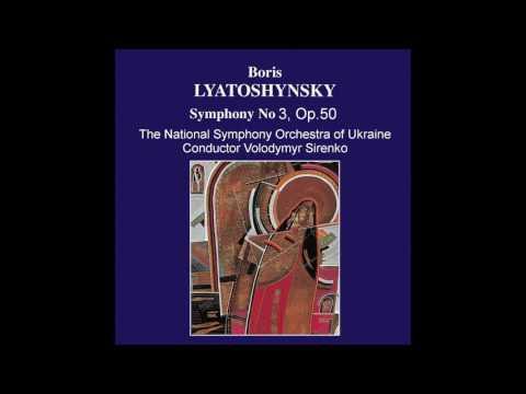 B.Lyatoshinsky - Symphony №3, Op.50