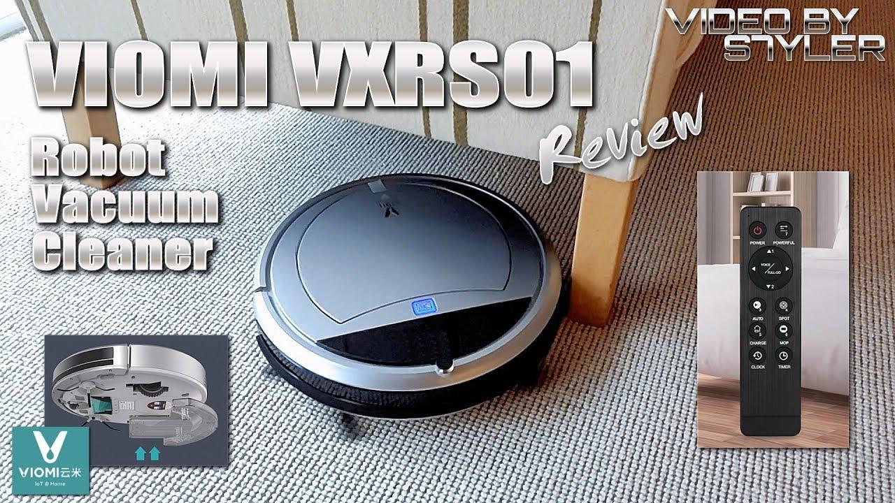 Xiaomi Viomi Robot Vacuum Cleaner VXRS01   Review   International Version   Best Budget Cleaner?