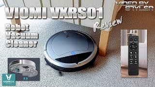 Xiaomi Viomi Robot Vacuum Cleaner VXRS01 | Review | International Version | Best Budget Cleaner?