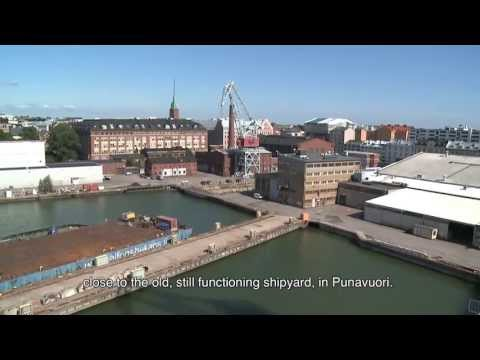 Helsingin Telakkaranta 2013 - historia ja tulevaisuus (English subtitles)