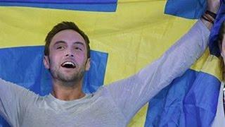 Победители Евровидения 2015. Монс Зелмерлев, Полина Гаггарина