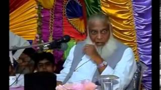 dr israr ahmed   current world pakistan situation   urdu lecture
