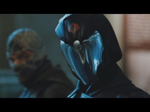 Gi Joe 2 Retaliation Big Game Spot HD starring Bruce Willis, Byung-Hun Lee, and Dwayne Johnson