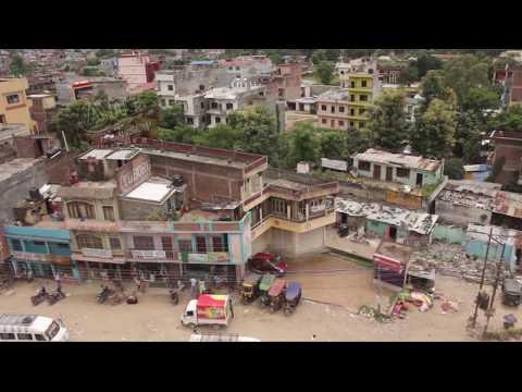 Dang Ghorahi Nepal//नेपालको दाङ घोराही बजार//क्षितिज भारतीले छायांकन गरेको दृष्य//