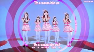Popu Lady - Kiss Me MV English Subs Karaoke Pinyin Chinese 1080p