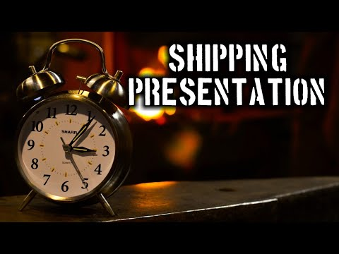 Shipping Presentation [Online Business Shipping Tips]