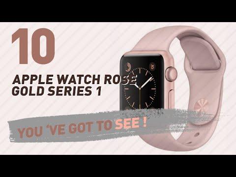 Apple Watch Rose Gold Series 1 // New & Popular 2017