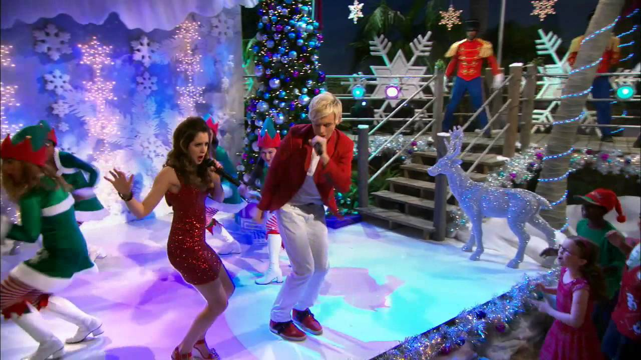 Austin & Ally | Finally Me Song | Disney Channel UK - YouTube