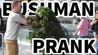 FUNNY VIDEO - BUSHMAN - S04E09 #LasVegas #funnyvideo