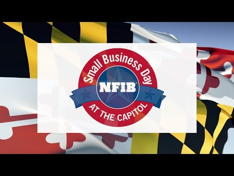 2017 Maryland Small Business Day at the Capitol