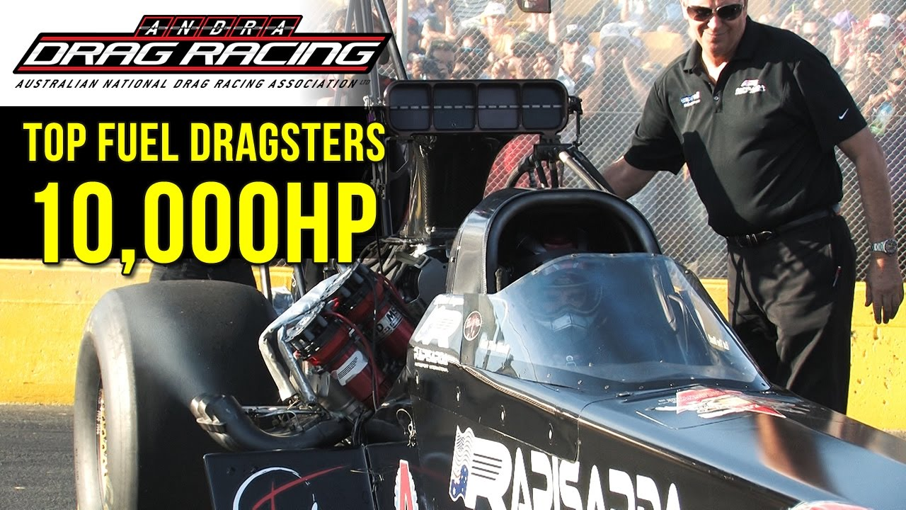 Top Fuel Drag Racing - Australian Nationals - YouTube