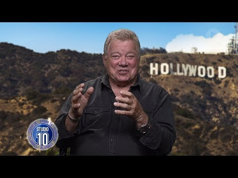 William Shatner Continues To Say