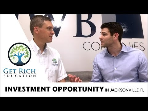 Investment Opportunity In Jacksonville, FL - NEW Construction