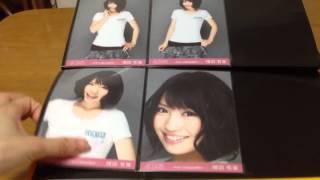 増田有華の生写真紹介動画です! 前とあまり変わってないかもしれません...