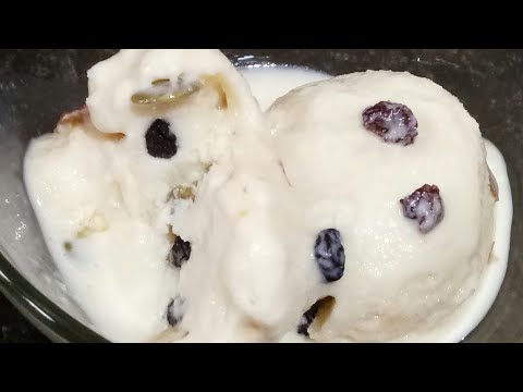 Home Made Ice Cream With Only Milk / How To Prepare Ice Cream Easily At Home / Ice Cream Recipe