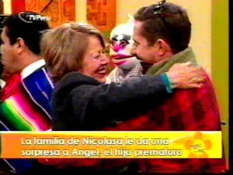 Nicolasa-Angel Mañanitas Mariachi Graciela Soriano...