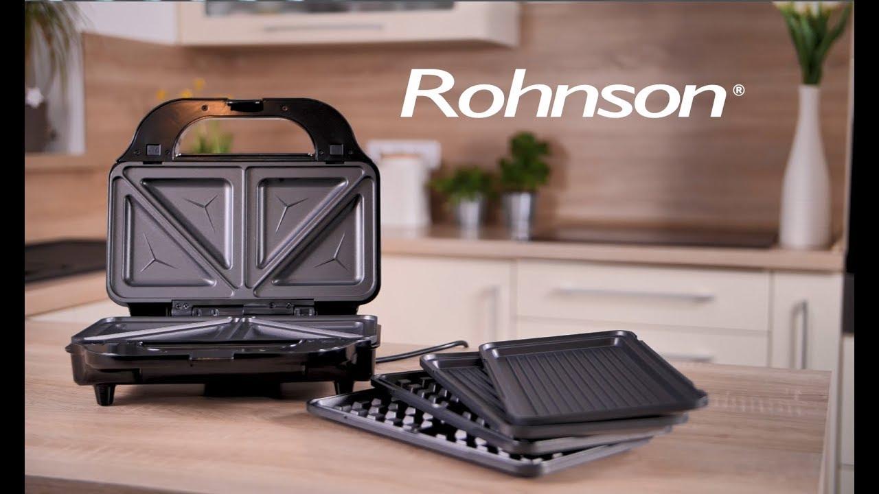 5bb1d8f5f Rohnson R-2683 Snacky - YouTube