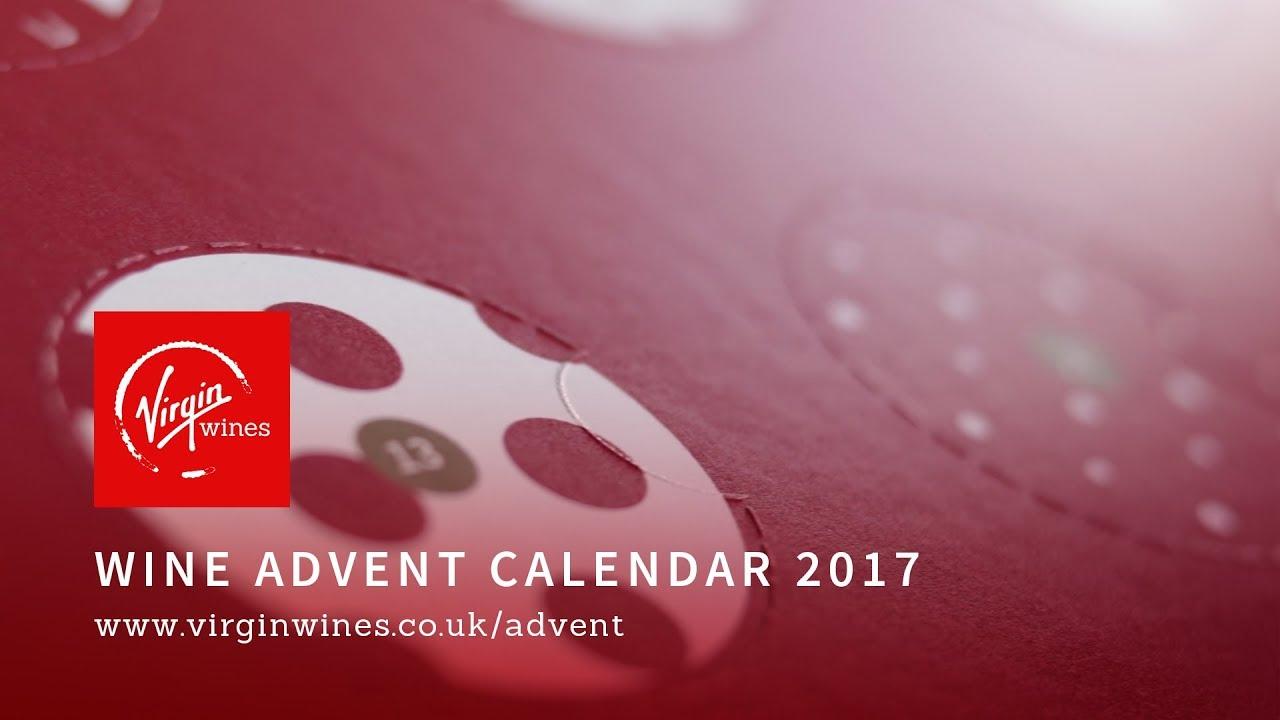 Virgin Wines Advent Calendar.Order Your Virgin Wines Advent Calendar Now Virgin