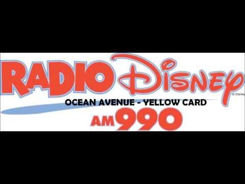 Old Radio Disney Songs