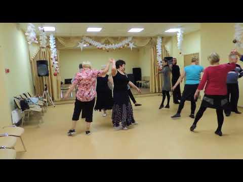 Исторические танцы  Вальс Бастон