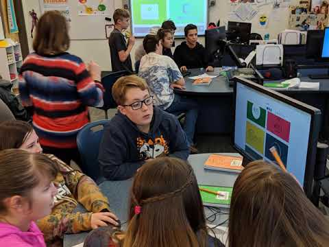 Digital Learning Day 2019 at Churchill County Middle School
