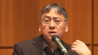 """Faculty of Letters 125th Anniversary Commemorative Event: """"Kazuo Is..."""