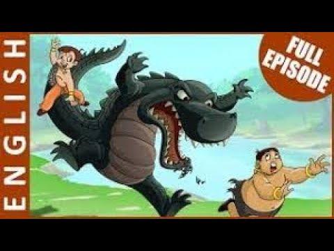 Crocodile Crazy - Chhota Bheem in English